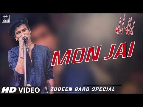 Mon Jai Lyrics - Zubeen Garg