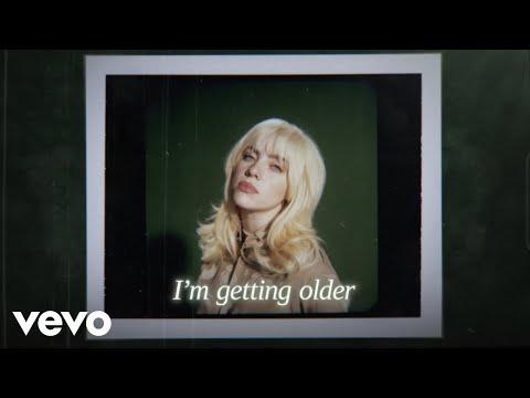 Getting Older Lyrics Billie Eilish