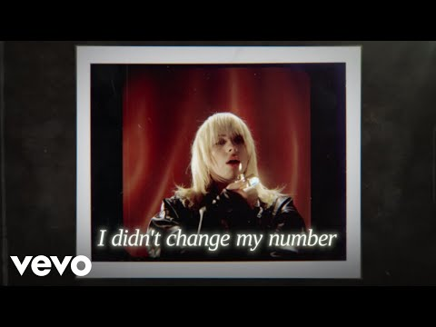 i didnt change my number song billie eilish