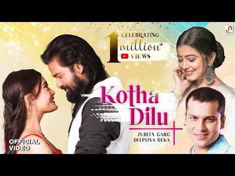 Kotha Dilu Lyrics - Deeplina Deka & Zubeen Garg