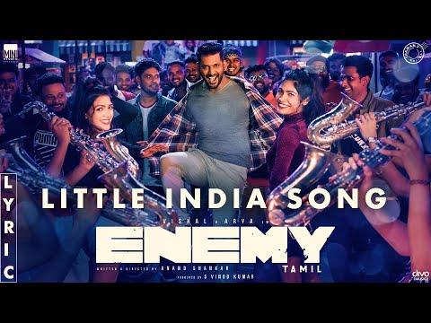 Little India Lyrics - Enemy | Sarath Santosh