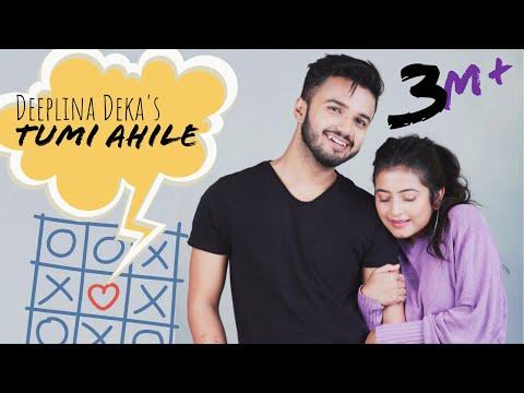Tumi Ahile Song Lyrics - Deeplina Deka
